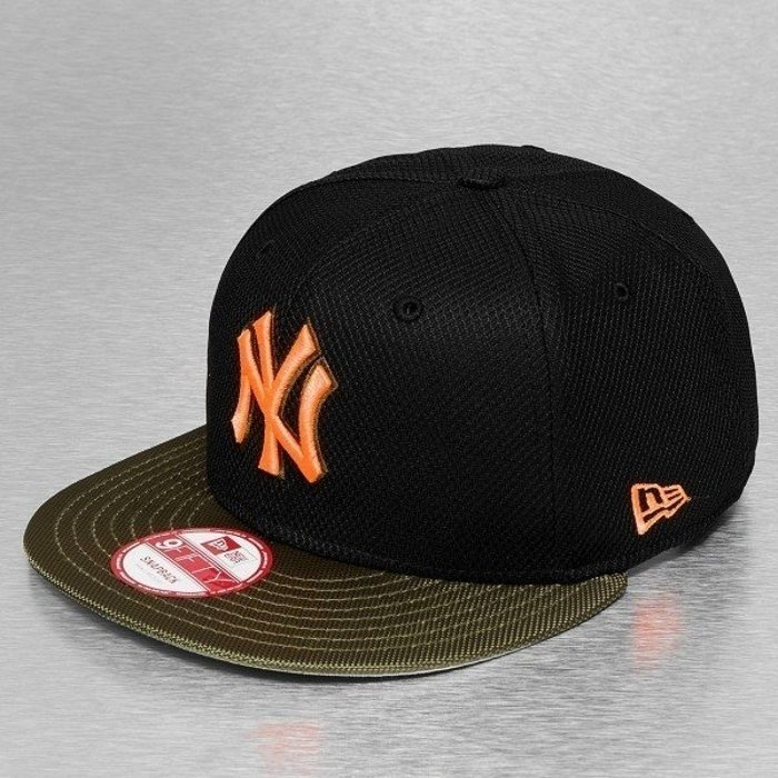Czapka New Era NY Yankees Snapback Maxd Out Black/Olive